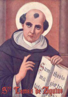 Santo Tomás de Aquino y la Suma Teológica