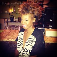 Steel Feather. Lace Elephant.: MANE Events - Stylin' & Profilin' with Cantu Shea Butter for Natural Hair Coconut Curling Cream