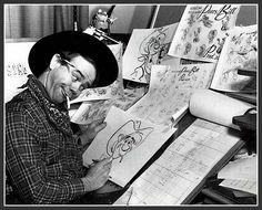 Le Drome » Ward Kimball (Animation Week)