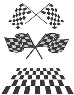 Woody Fly Die-Cut Sticker Decal Funny JDM Honda Racing Checker Flag Circuit Bird