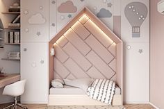 20 Neutral Bedroom Design and Decor Ideas to Add Simplicity and Charm to Your Bedroom - The Trending House Neutral Bedroom Decor, White Bedroom Furniture, Modern Bedroom, Gold Bedroom, Contemporary Bedroom, Office Furniture, Kids Bedroom Designs, Kids Room Design, Bedroom Kids