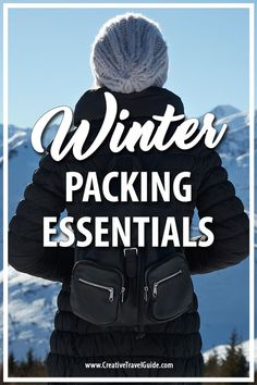 Not sure what to pack this winter for your travels? We share this Winter Packing… Not sure what to pack this winter for your travels? We share this Winter Packing List – a complete Winter Surival Kit for all your travel packing needs. Vacation Packing, Packing List For Travel, Packing Tips, Budget Travel, Us Travel, Family Travel, Europe Packing, Travel Rewards, Traveling Europe