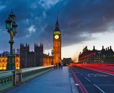 5 Sterne London Reise
