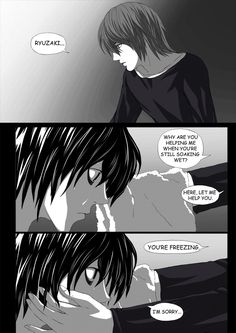 Death Note Doujinshi Page 38 by Shaami on DeviantArt