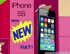The New iPhone Is Coming And It Has A Hat #iPhone #Fashion