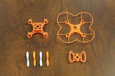 Crash Kit - Nano Drone for Beginners