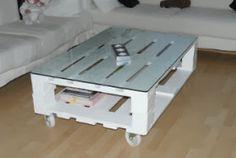 Mesas feitas com paletes de madeira - foto 2