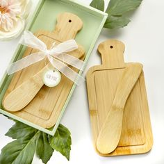 6 Fashioncraft Bamboo Wood Cheese Board And Spreader Wedding Anniversary Bridal Shower Baby Shower Birthday Party Souvenir Favors Wedding Favors Unlimited, Unique Wedding Favors, Wedding Party Favors, Bridal Shower Favors, Wedding Ideas, Shower Party, Shower Gifts, Baby Shower, Coaster