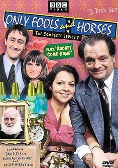 David Jason & Nicholas Lyndhurst - Only Fools and Horses - The Complete Series 7 British Tv Comedies, Classic Comedies, British Comedy, British Humour, Best Tv Shows, Favorite Tv Shows, David Jason, Jason Nicholas, English Comedy
