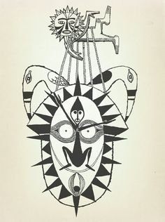 Artist Rolly Crump. He did a lot of the early conceptual art for Disney including: The Tiki Room and Haunted Mansion. You can still see his influence in most of the rides and props today.