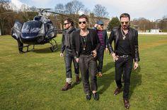 LA rockstars Rival Sons Rock 'n' Roll in West Yorkshire - 3am & Mirror Online
