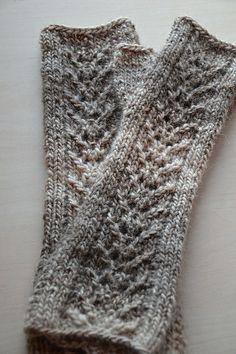 Ravelry: MaritZm's Eco Duo long gloves