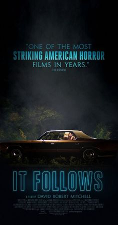 It Follows Watched February 20, 2016 4 out of 5