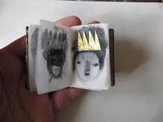 Le figure dei libri » Blog Archive » Gli sketchbook (libri di schizzi) degli illustratori