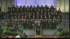 """""""I Know Something About God's Grace"""" Gaye Arbuckle & Women's Day Choir"""