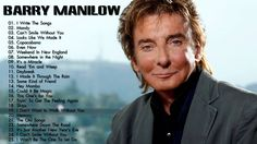 Barry Manilow Greatest Hits    Best of Barry Manilow. Believe it or not these songs remind my of cleaning the house on the weekends. Mom didn't let us listen to our music. I can appreciate listening to them now.