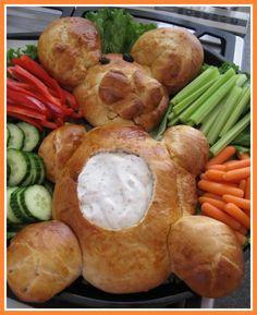 Bunny Bread    posh productions LLC - Easter Bunny Bread