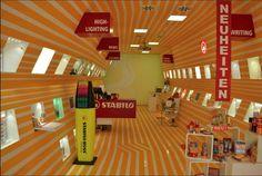 Sabia que na Áustria existe uma loja conceito da STABILO? Imagine todo o mundo STABILO concentrado em um só espaço!