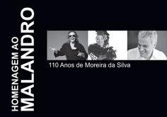 Nos dias 8 a 10 de novembro assista os shows em homenagem aos 110 anos do grande Moreira da Silva!  Entrada franca para relembrar os sambas desse mestre!