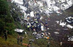 Смертельна авіакатастрофа в Колумбії. Джерело:REUTERS #WZ #Львів #Lviv #Новини #Фото  #Колумбія #авіакатастрофа