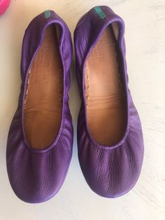 Fun Tieks that have lots of life left! This color is hard to find! Ballet Dance, Dance Shoes, Lilac, Slippers, Flats, Fun, Color, Fashion, Dancing Shoes
