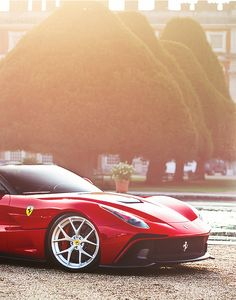 Ferrari ● Car Photography Bugatti, Sexy Cars, Ferrari Car, Lamborghini, Jaguar, Mustang, Exotic Cars, Car Photography, Audi