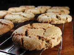 Killer vegan gingersnaps in under 30 minutes.