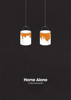 20 Brilliant Minimalistic Movie Posters