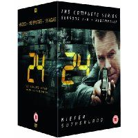 24: Complete Season 1-8 + Redemption   (185..Reviews....http://www.amazon.co.uk/gp/product-reviews/B005MX5MQW/ref=gbsl_rvw_c-1_1247_bec35722?pf_rd_m=A3P5ROKL5A1OLE&pf_rd_t=101&pf_rd_s=center-1&pf_rd_r=1HEYRMK8Y4HH2VQJJWCX&pf_rd_i=350613011&pf_rd_p=487001247) | Share |  24: Complete Season 1-8 + Redemption. Offer is valid only on May 7th 2014 £46.75 £30...