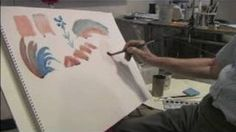 watercolor painting for beginners - YouTube