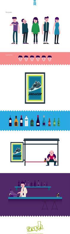 Video explicativo - Snap it - Tu nueva experiencia de compra. May. 15, 2015 By Revolución Digital