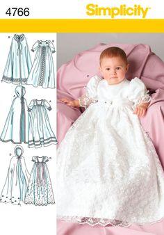 e7c4f07378859 4766 Babies Christening Gowns Babies  Christening Dress and Cape Tenue  Bapteme