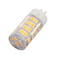 AC/DC12V G4 5W Warm White 51 LEDs SMD2835 Energy Saving Silicone Corn Light Buld #HomeEnergySaving