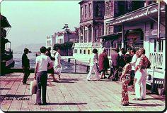 Yeniköy iskelesi - 1972