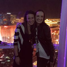 Way up on the High Roller in Vegas! #leadingandlovingit #retreat. Photo taken by @emilybcummins on Instagram, pinned via the InstaPin iOS App! (11/10/2014)