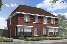mijn ideale klant woont in een twee onder een kap en het liefste in een nieuw bouw woning