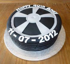 wheel cake @Alissa Goble