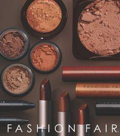 Fashion Fair Cosmetics Shades | Fashion Fair Makeup Artist | Dropship Fashion