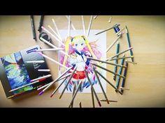 青い鉛筆から何が生まれる?ステッドラーによるコミックマーケット スペシャルムービー | mifdesign_antenna