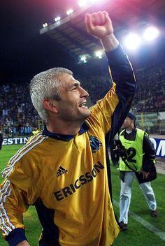 Fabrizio Ravanelli | OM (1997-1999) #OM #Ravanelli