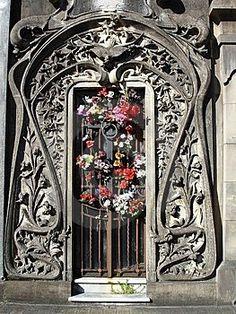 Antika ve Değişik Kapı Modelleri