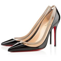 f2715b7c0645 All You Need is Love And Christian Louboutin Paulina Pumps Black DXJ!