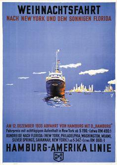 HAL Hamburg Amerika Linie