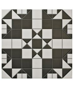 Victorian B&W Mosaic Effect is a black and white pattern matt porcelain floor tile by Codicer Tiles. Code MOSAIC ideal for creating a beautiful floor Ceramic Floor Tiles, Bathroom Floor Tiles, Tile Floor, Porcelain Floor, Downstairs Bathroom, Cheap Tiles, Wood Effect Tiles, Topps Tiles, Checkered Floors