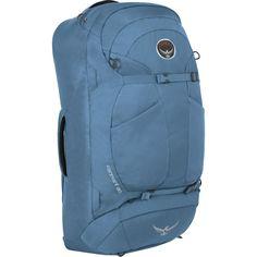 Osprey Packs Farpoint 80 Backpack - 4637-4882cu inCaribbean Blue