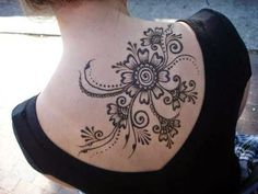 Free mehandi Designs for hands, Arabic Mehndi Designs , Indian mehndi Designs: Mehandi designs for back Shoulder