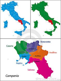 Printable Map Italy About Map of Italy The Italy Map Website