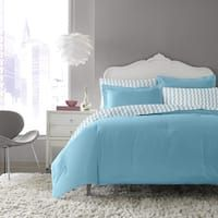Betsey Johnson Betsey Blue 7-piece Bed in a Bag Set