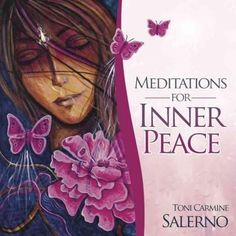 This inspiring series of guided meditations, composed and spoken by bestselling artist and author Toni Carmine Salerno will help calm the mind and create inner peace. 4 tracks, Running time: 74 mins