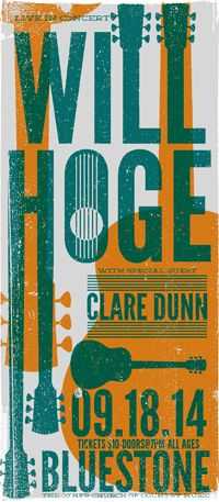 Will Hoge - Clare Dunn by Engine House 13